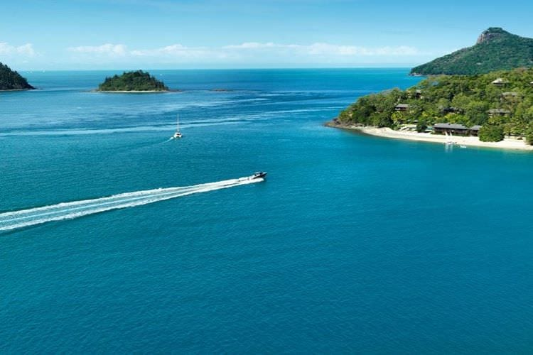 qualia Great Barrier Reef luxury hotel