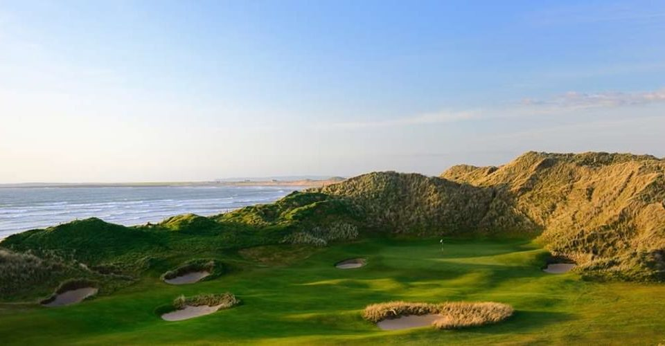 Trump Links Golf Course at Doonbeg
