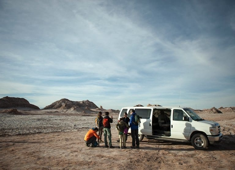 Explora Hotel Salto Chico in Bolivia's Uyuni Salt Flats