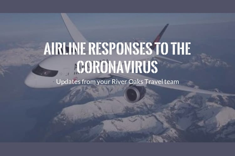 Airlines Responces to the Coronavirus