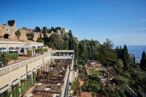 Belmond Grand Timeo in Sicily, a Trending Honeymoon Destination