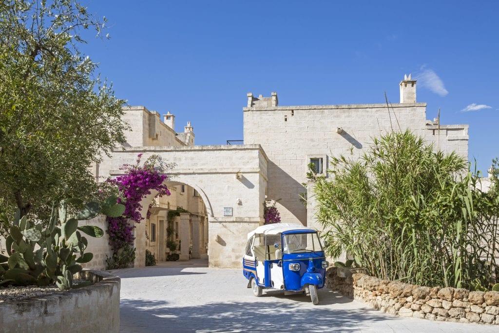 Borgo Egnazia in Trending Honeymoon Destination of Puglia, Italy