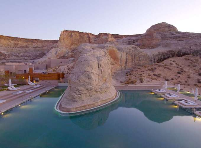 Domestic Travel Favorite: Ultra Luxury Resort Amangiri in Utah