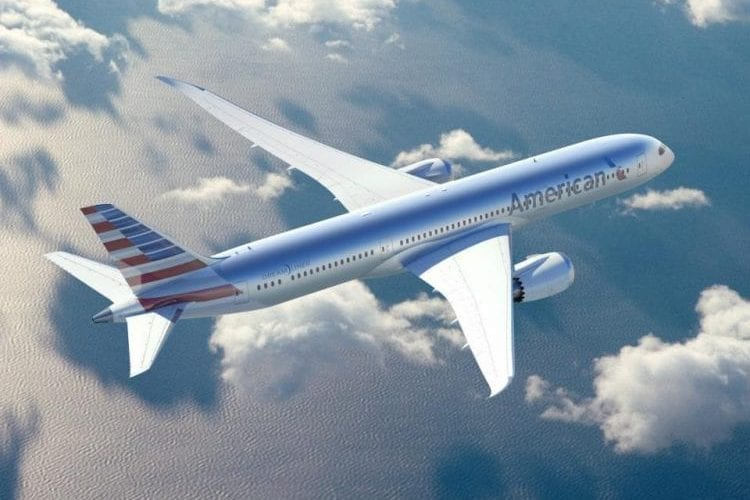 American Airlines: One of our many airline partners flying domestically