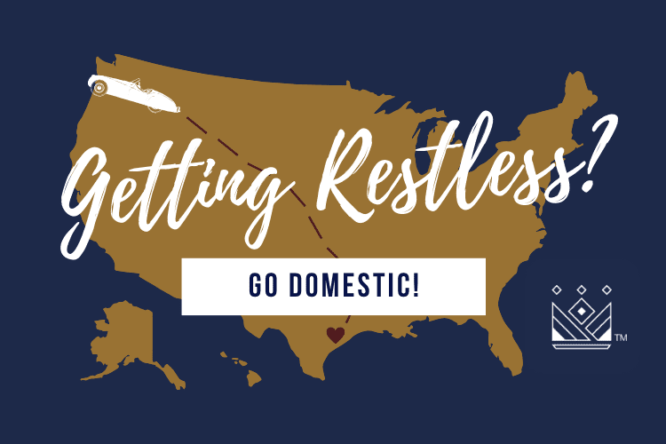 COVID-19 have you feeling restless? Pick a domestic destination for your summer trip!
