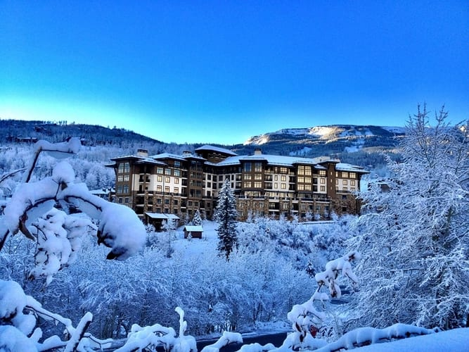 Domestic Travel Favorite: Viceroy Snowmass in Colorado