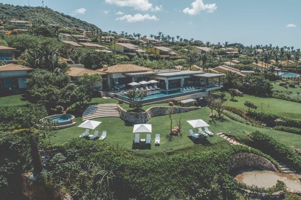 Casa Tesoro, a private villa rental in Riviera Nayarit