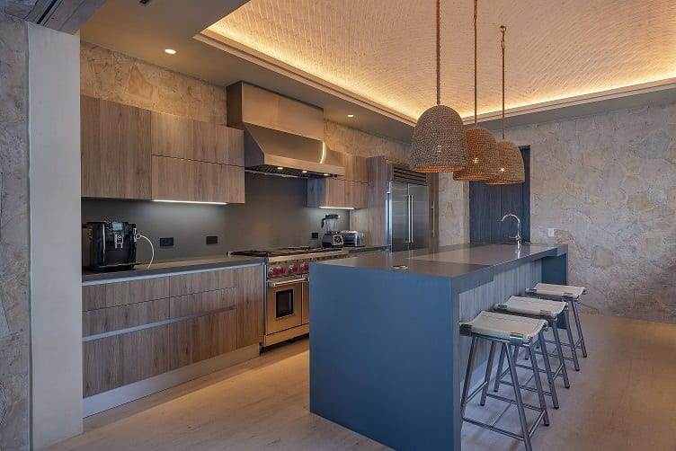 Casa Tesoro Kitchen