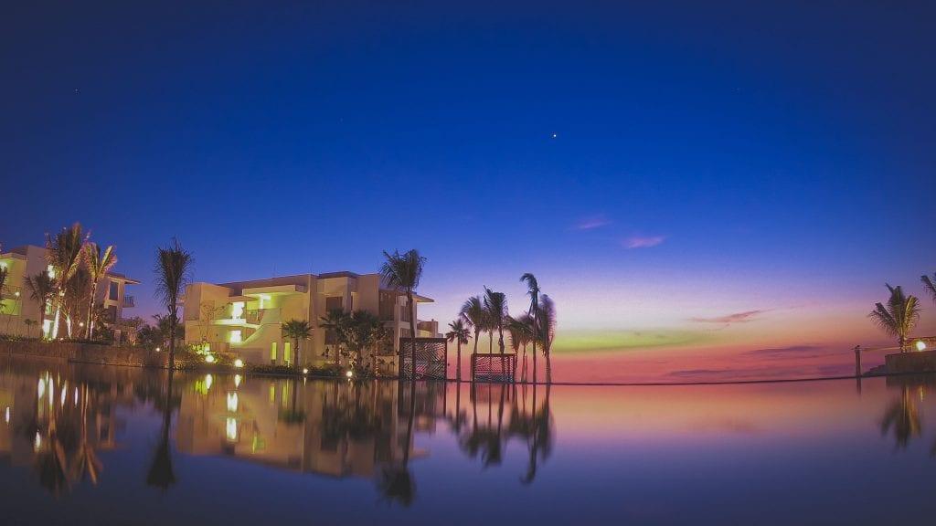 Conrad Punta Mita Evening
