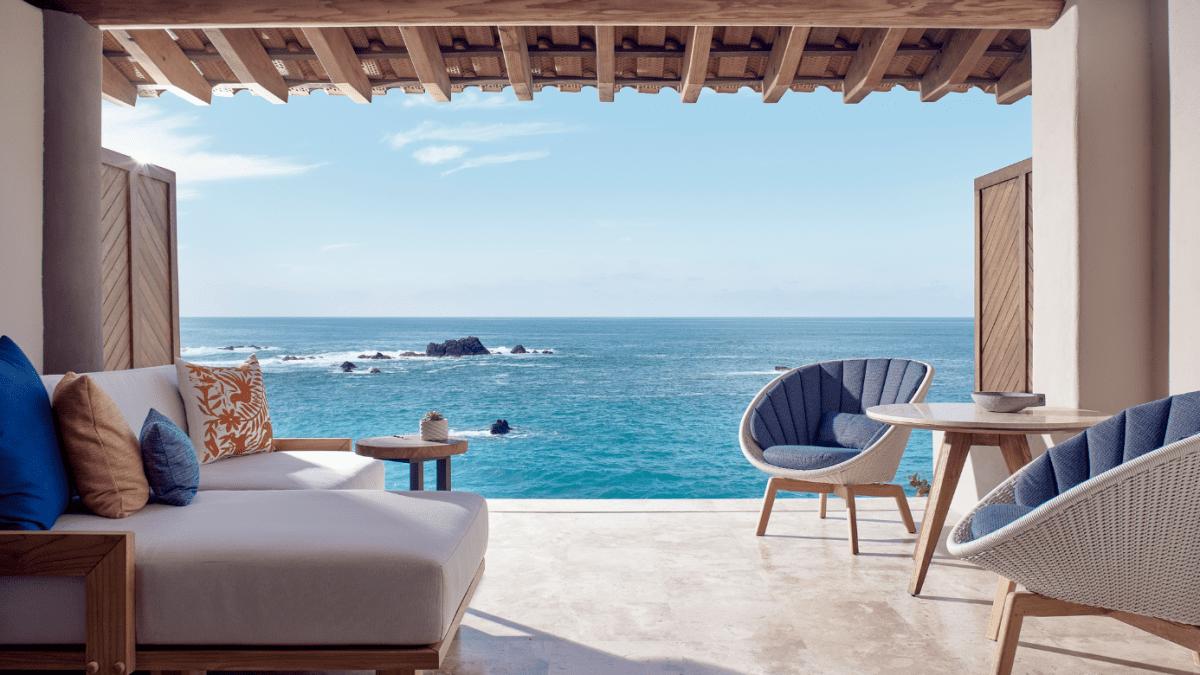 Oceanfront Casita - Terrace at Four Seasons Punta Mita in Riviera Nayarit