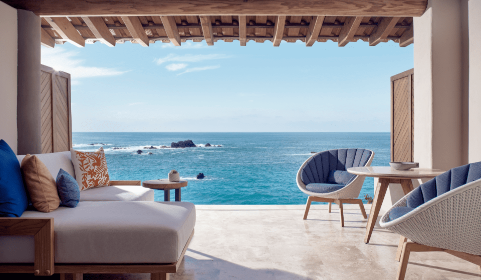 Oceanfront Casita - Terrace at Four Seasons Punta Mita in Riviera Nayarit
