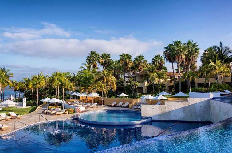 St Regis Punta Mita Las Marietas Pool